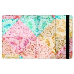 A Rose Is A Rose Apple Ipad 3/4 Flip Case by hennigdesign