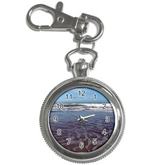 Ocean Surf Beach Waves Key Chain Watches by CrypticFragmentsColors