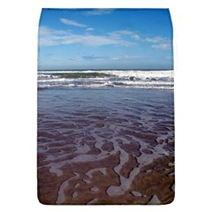 Ocean Surf Beach Waves Flap Covers (l)  by CrypticFragmentsColors