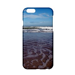 Ocean Surf Beach Waves Apple Iphone 6/6s Hardshell Case by CrypticFragmentsColors