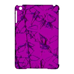 Thorny Abstract,hot Pink Apple Ipad Mini Hardshell Case (compatible With Smart Cover) by MoreColorsinLife