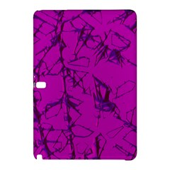 Thorny Abstract,hot Pink Samsung Galaxy Tab Pro 12 2 Hardshell Case by MoreColorsinLife