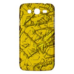 Thorny Abstract,golden Samsung Galaxy Mega 5 8 I9152 Hardshell Case  by MoreColorsinLife