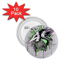 Recently Deceased 1 75  Buttons (10 Pack) by lvbart