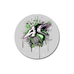 Recently Deceased Magnet 3  (round) by lvbart