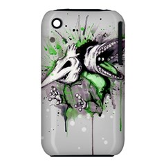 Recently Deceased Apple Iphone 3g/3gs Hardshell Case (pc+silicone) by lvbart