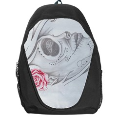 Day Of The Dead Backpack Bag by Limitless