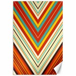 Bent stripes                                    			Canvas 24  x 36  36 x24  Canvas - 1