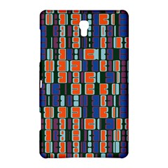 4 Colors Shapes                                    			samsung Galaxy Tab S (8 4 ) Hardshell Case by LalyLauraFLM