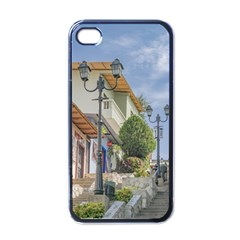 Cerro Santa Ana Guayaquil Ecuador Apple Iphone 4 Case (black) by dflcprints