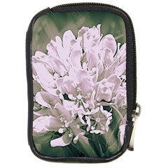 White Flower Compact Camera Cases by uniquedesignsbycassie