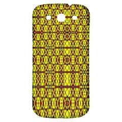 Small  Big Samsung Galaxy S3 S Iii Classic Hardshell Back Case by MRTACPANS