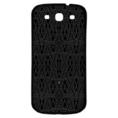 Dark Moon Samsung Galaxy S3 S Iii Classic Hardshell Back Case by MRTACPANS