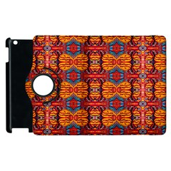 Hamburger Beach Apple Ipad 2 Flip 360 Case by MRTACPANS