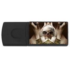 Skull Magic Usb Flash Drive Rectangular (4 Gb)