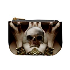 Skull Magic Mini Coin Purses by icarusismartdesigns