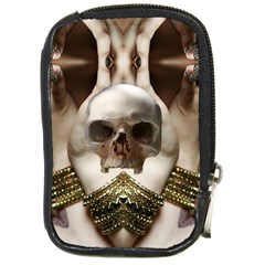 Skull Magic Compact Camera Cases by icarusismartdesigns