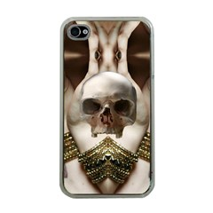 Skull Magic Apple Iphone 4 Case (clear)