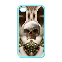 Skull Magic Apple Iphone 4 Case (color) by icarusismartdesigns