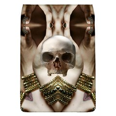 Skull Magic Flap Covers (l)  by icarusismartdesigns