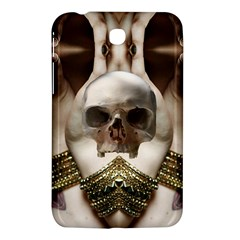 Skull Magic Samsung Galaxy Tab 3 (7 ) P3200 Hardshell Case  by icarusismartdesigns