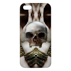 Skull Magic Iphone 5s/ Se Premium Hardshell Case by icarusismartdesigns