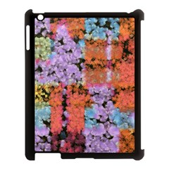 Paint Texture                                     			apple Ipad 3/4 Case (black) by LalyLauraFLM