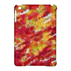 Colorful Splatters                                      			apple Ipad Mini Hardshell Case (compatible With Smart Cover) by LalyLauraFLM