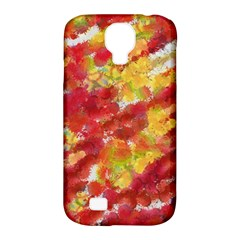 Colorful Splatters                                      			samsung Galaxy S4 Classic Hardshell Case (pc+silicone) by LalyLauraFLM