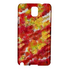 Colorful Splatters                                      			samsung Galaxy Note 3 N9005 Hardshell Case by LalyLauraFLM