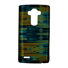 Blue Green Gradient Shapes                                       			lg G4 Hardshell Case by LalyLauraFLM