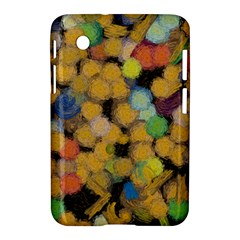 Paint Brushes                                          			samsung Galaxy Tab 2 (7 ) P3100 Hardshell Case by LalyLauraFLM