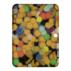 Paint Brushes                                          			samsung Galaxy Tab 4 (10 1 ) Hardshell Case by LalyLauraFLM