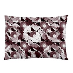Ornate Modern Floral Pillow Case by dflcprints