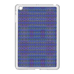 Cross Over Apple Ipad Mini Case (white) by MRTACPANS