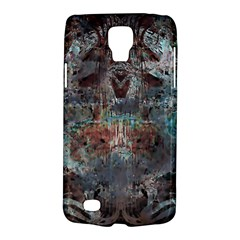 Metallic Copper Patina Urban Grunge Texture Samsung Galaxy S4 Active (i9295) Hardshell Case by CrypticFragmentsDesign