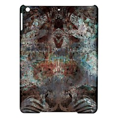 Metallic Copper Patina Urban Grunge Texture Apple Ipad Air Hardshell Case by CrypticFragmentsDesign