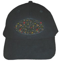Abstract Reg Black Cap