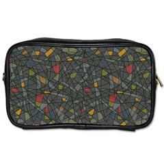 Abstract Reg Toiletries Bags by FunkyPatterns