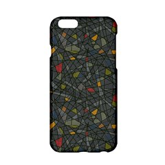 Abstract Reg Apple Iphone 6/6s Hardshell Case by FunkyPatterns