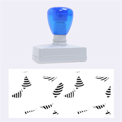 Blue And Purple Glowing Rubber Stamps (large)