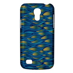 Blue Waves Galaxy S4 Mini by FunkyPatterns