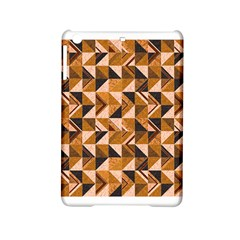 Brown Tiles Ipad Mini 2 Hardshell Cases by FunkyPatterns