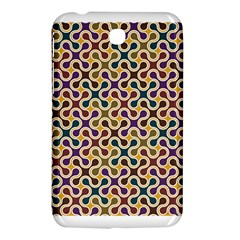 Funky Reg Samsung Galaxy Tab 3 (7 ) P3200 Hardshell Case  by FunkyPatterns