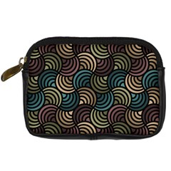Glowing Abstract Digital Camera Cases by FunkyPatterns
