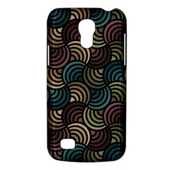 Glowing Abstract Galaxy S4 Mini by FunkyPatterns