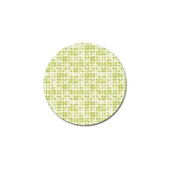 Pastel Green Golf Ball Marker (10 Pack) by FunkyPatterns