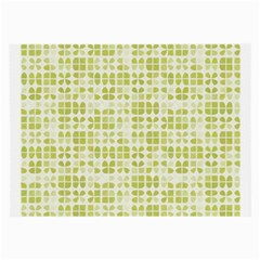 Pastel Green Large Glasses Cloth by FunkyPatterns