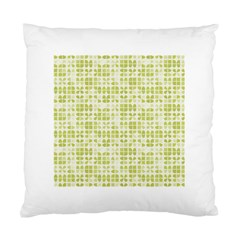 Pastel Green Standard Cushion Case (one Side) by FunkyPatterns