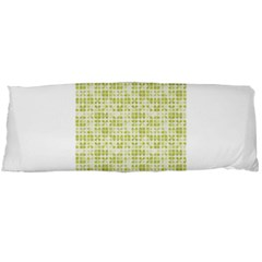 Pastel Green Body Pillow Case Dakimakura (two Sides) by FunkyPatterns